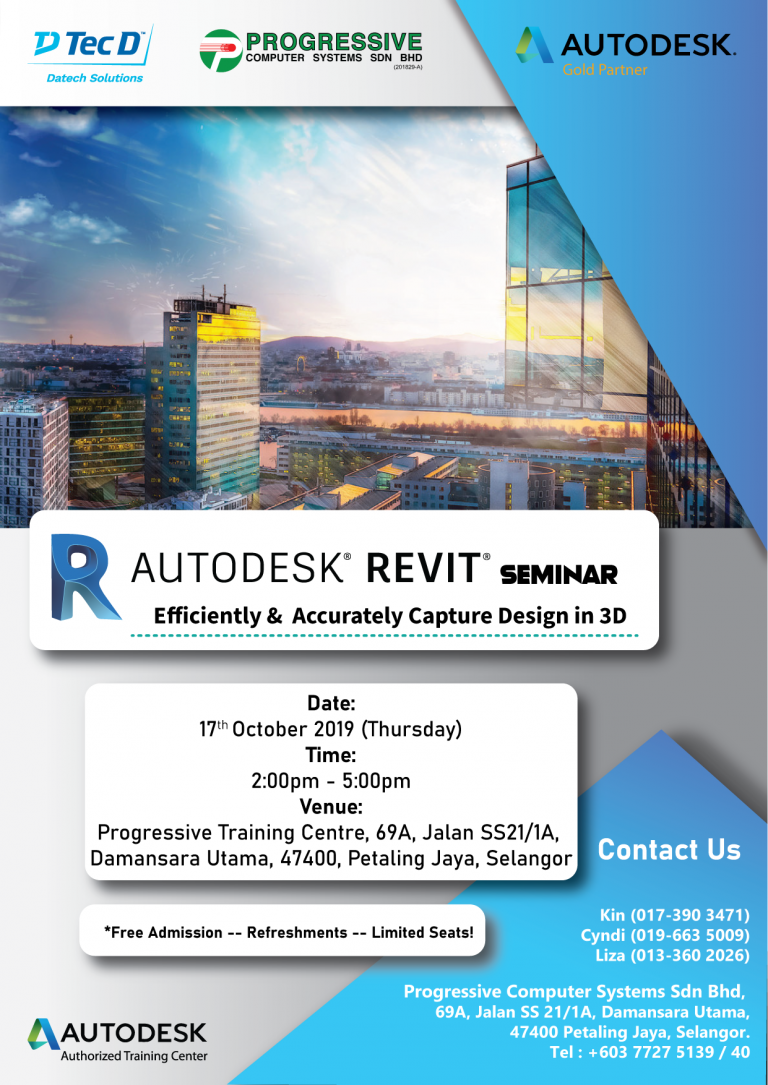 Revit Efficiently & accurately